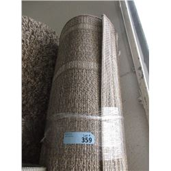 8' x 10' Brown Indoor/Outdoor Carpet -Store Return