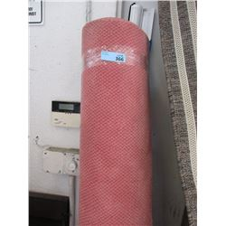 6' x 8' Rose Coloured Area Carpet - Store Return
