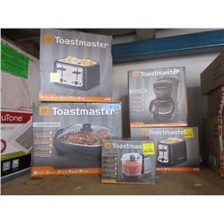 5 Toastmaster Small Kitchen Appliances