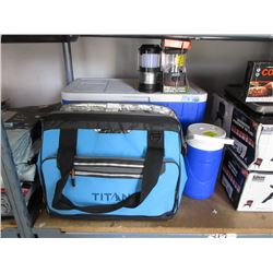 5 Pieces of Camping Gear - Store Returns