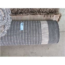 8' x 10' Brown Indoor/Outdoor Carpet- Store Return