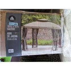 10 x 10 Foot Gazebo - Store Return