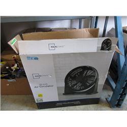 5 Electric Fans - Store Returns