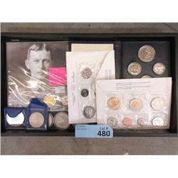Collection of Canadian Coin & Tokens - 10 Pc Lot