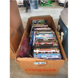 40+ Assorted DVD Movies