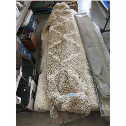 8' x 10' Two Tone Shag Carpet- Store Return
