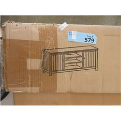 Acadia TV Stand - Unassembled in Box
