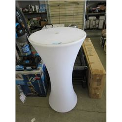 "45"" Tall Resin Podium on Casters"