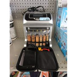 Coin Counting Machine & Backup Battery Pack