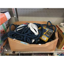 Box of Assorted Garden Hoses - Store Return