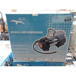 New Seagull 140 psi 35 Liter Air Pump