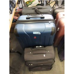 3 Assorted Rolling Luggage - Store Returns