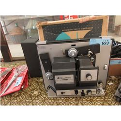 Bell & Howell Movie Projector with Original Box