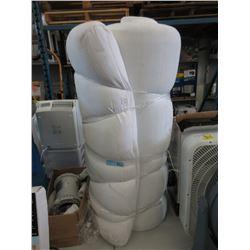 Twin Size Foam Mattress - Store Return
