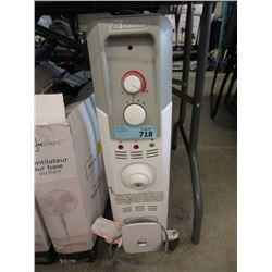 Radiator Style Heater - Store Return