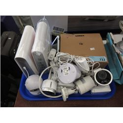Assorted Security Camera Systems - Store Returns