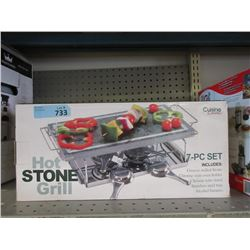 New Hot Stone Grill