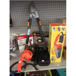 8 Piece Lot of Tools - Store Returns