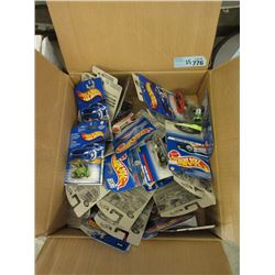 25 Assorted Hot Wheels - Sealed Packages