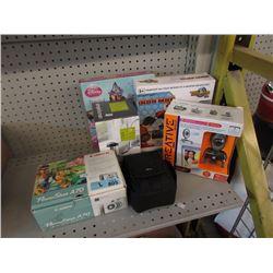 Web Camera, Digital Camera, Toys & More