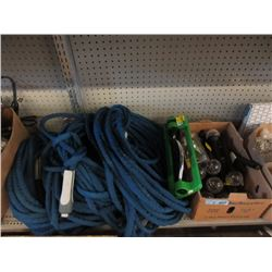 5 Piece Lot of Assorted Yard Tools