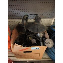 Assorted Lamps & Parts - Store Returns