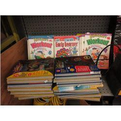 50+ New Children's Activity Books