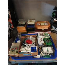 Large Lot of Playing Cards & More