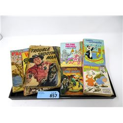 9 Vintage Children's Books from the 1950's and Up
