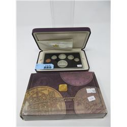 1953 Special Edition Canadian Coronation Coin Set