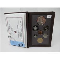 1995 Canadian Special Edition Proof Coin Set