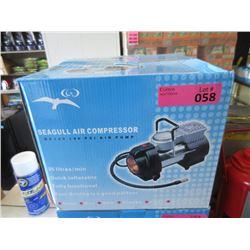 New Seagull 140psi 12 volt Air Compressor