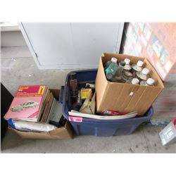 3 Boxes of Assorted Automotive Supplies