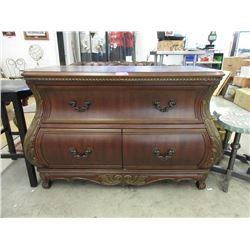 Large Bombay Style 3 Drawer Dresser