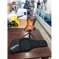 Children's Epiphone Electric Bass Guitar & Bag