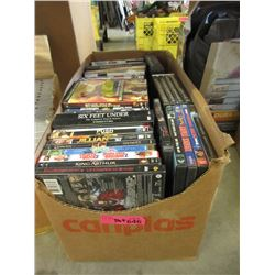 50+ Assorted DVD Movies