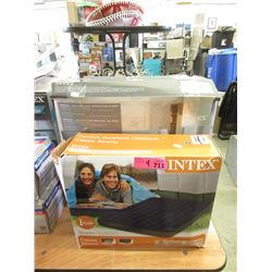 4 Assorted Inflatable Mattresses - Store Returns
