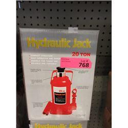 New 20 Ton Hydraulic Jack