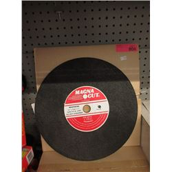 Case of 10 New 14  Grinding Wheels