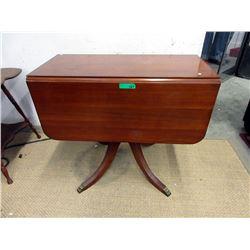 Vintage Duncan Phyfe Drop Side Table