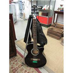 Fender Acoustic Guitar with Bag