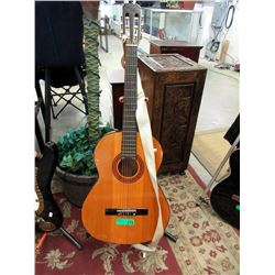 Acoustic Guitar with Strap