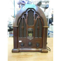 GE Electric Cathedral Style Mantle Radio