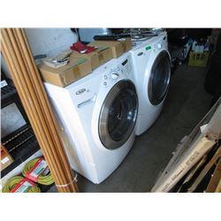 Whirlpool Duet Steam Washer Dryer Set