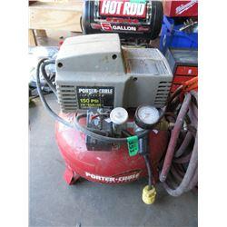 Porter Cable 150hp Jet Stream Air Compressor