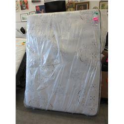 New Queen Size Serta Killian Pillow Top Mattress
