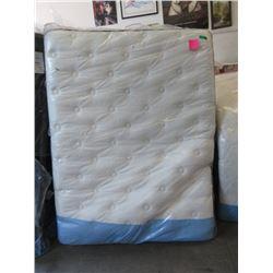 New Queen Size Simmons Pillow Top Mattress