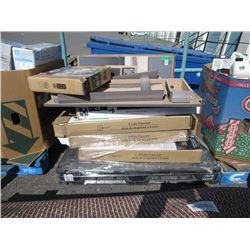 Skid of Assorted Unassembled Furniture