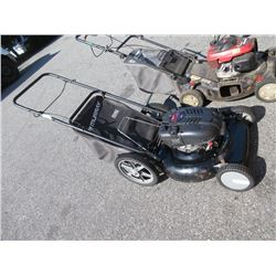 Gas Powered Lawn Mower with Grass Catcher