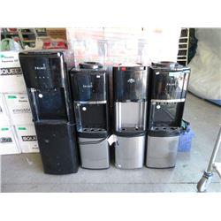 4 Bottom Mount Water Storage Coolers